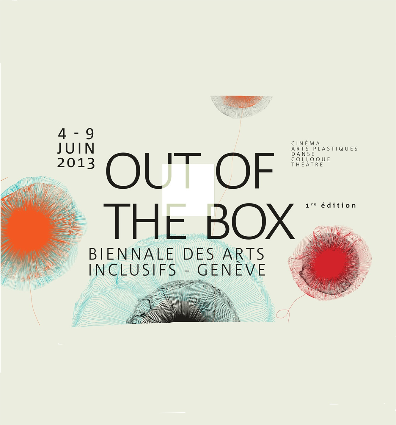 out of the box couverture